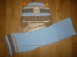 шапка и шарф RASTER