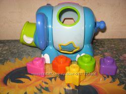 игрушки Chicco, ТОLО и другие