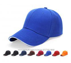 Классные новенькие кепочки. Кепка, бейсболка. Много разных цветов.