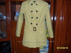 Яркое женское пальто на весну-осень 44-46р -всего за 135грн-