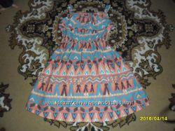 Яркие летние сарафанчики  для модницы