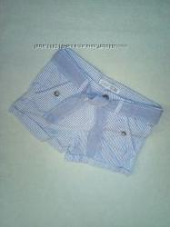 Летние джинсовые шортики для девочки-Большой выбор