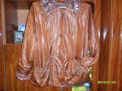 Яркая весенняя женская курточка 48-50р