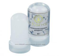 Натуральный дезодорант КристаллCrystal алунит Chandi. В наличии 60 г