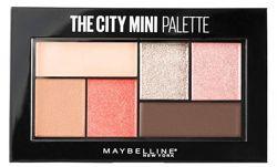 Палетка теней для век Maybelline The City Mini Palette 430 Sunrise