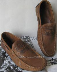 Levis жесть Качественные осень весна лето мужские мокасины туфли обувь кожа