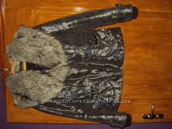 Демисезонная ктеплая куртка