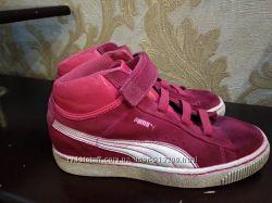 Ботинки Puma 35 размер