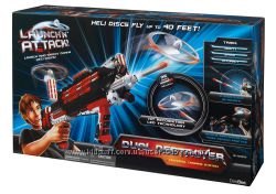 Огромный бластер Launch N Attack Dual Destroyer, оригинал