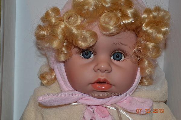 Немецкая кукла Лаура Obernd&oumlrfer , 50см