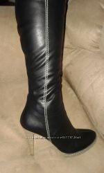 Стильні чоботи  сапоги