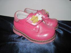 Ботинки ShagoVita кожа липучка 19 размер 11, 5 см