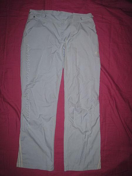 Легкие летние женские спортивные брюки Adidas размер 46-48 12-14 англ