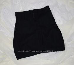 Инересного кроя полушерстяная юбка Sela Одета 1-2 раза S44