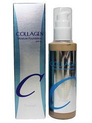 Увлажняющий тональный крем с коллагеном Enough Collagen Moisture Foundation