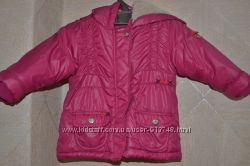 куртка для девочки еврозима, жилет, кофта