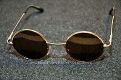Солнцезащитные очки Лепс Коричневые