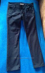 штаны  синие 46