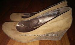 Туфли на платформе р. 36