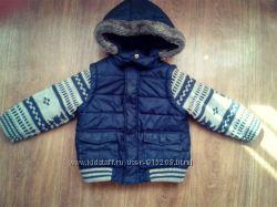 Крутая деми куртка Next для модника