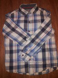 Красивенная рубашка Next 4-5 лет