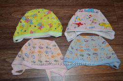 Новые чепчики для новорожденных