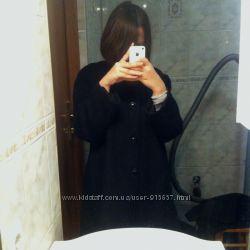 пальто чорне