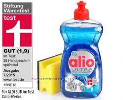 Denkmit, W5, Magnum, Alio средства для мытья посуды