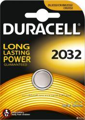 Батарейка  материнская плата Duracell DL2032