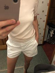 Белые шорты , mango