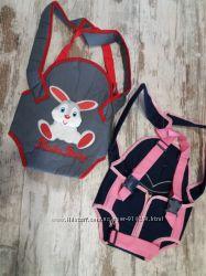 Рюкзак-кенгуру для переноски детей.