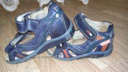 Кожаные сандалики Red Kids 22 размер