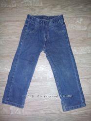 Фирменные джинсы мальчику на 3 года