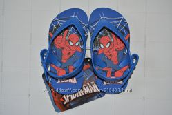 вьетнамки детские SPIDER-MAN