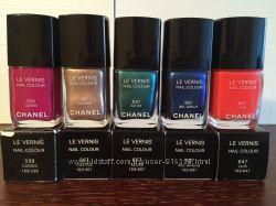 Лаки для ногтей Chanel часть 1 Цены снижены раритеты
