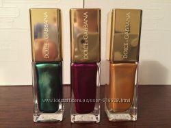 Лаки для ногтей Dolce & Gabbana лимитки