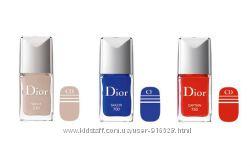 Dior Manucure Transat лак для ногтей набор с пилочкой и наклейками
