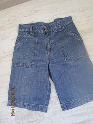 Шорты джинсовые NEXT, 10 лет 140 см