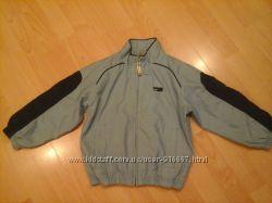 куртка голубая на 5-6 лет рост 110-116 см. nike