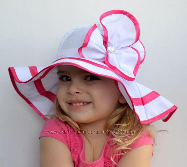 Красивые шляпки для девочек