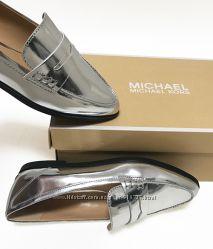 Кожаные лоферы туфли Michael Kors оригинал из США