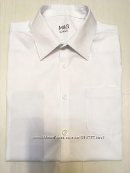 Рубашка с коротким рукавом Mark & Spenser оригинал