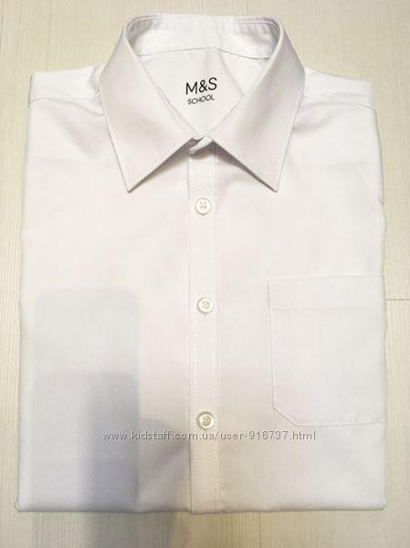 Рубашка с коротким рукавом Mark & Spenser на 10-11 лет