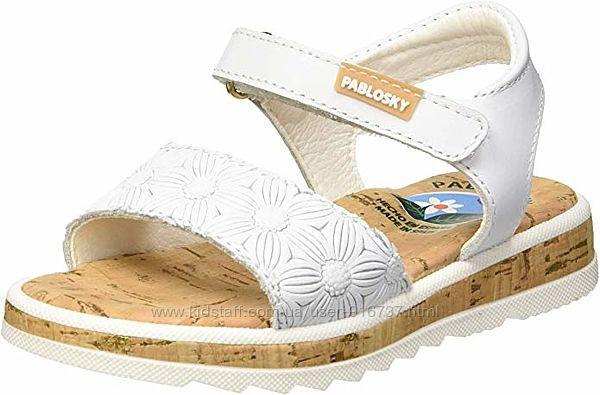 Кожаные босоножки PABLOSKY 470300 оригинал 32