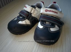 Туфли деми на мальчика р. 26, Антилопа, даром