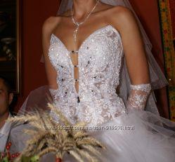 Платье очень нежное и красивое