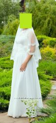 Свадебное платье без излишеств