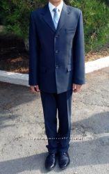 Костюм, в школу, школьная форма, школьный костюм