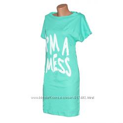 Распродажа Трикотажное платье р. 44-46-48-50