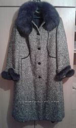 Пальто зимнее женское